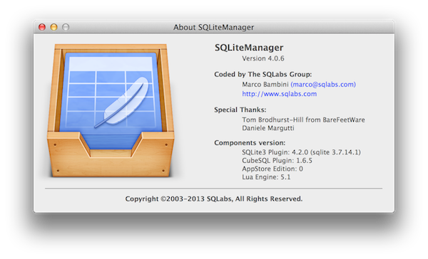 SQLiteManager406