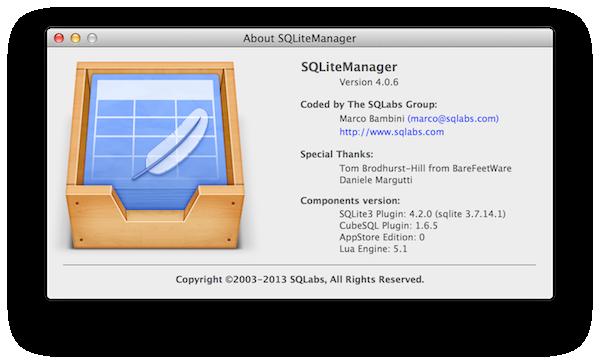 SQLiteManager406